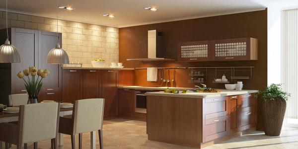 Impeccables conceptions cuisines d cor de maison for Disposition cuisine