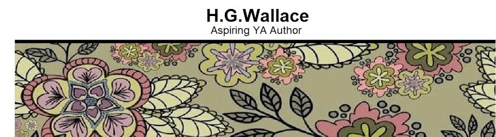 H.G. Wallace I Aspiring YA Author