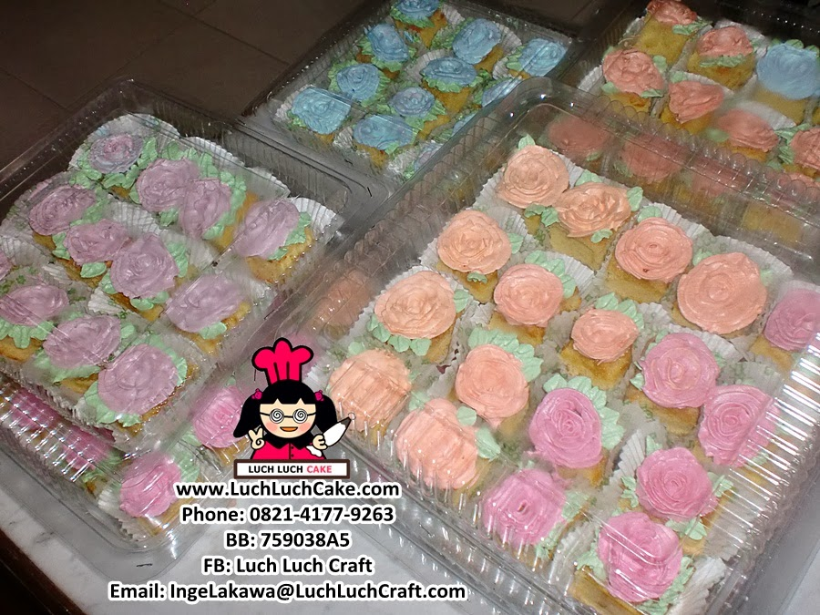 Souvenir Ulang Tahun Mini Cake Daerah Surabaya dan Sidoarjo