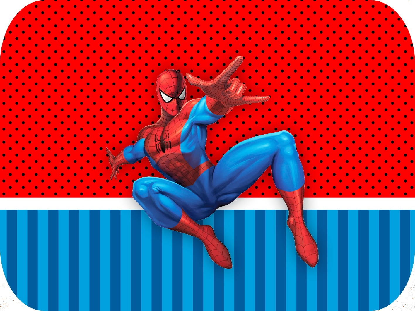 Spiderman Party: Free Printable Candy Bar Labels. - Oh My ...