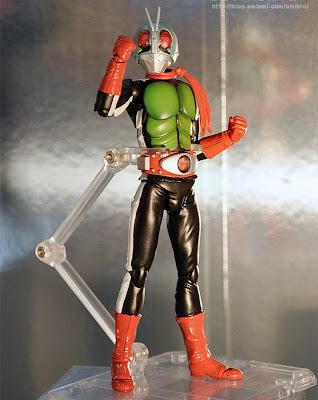 S.H.Figuarts Kamen Rider No.2