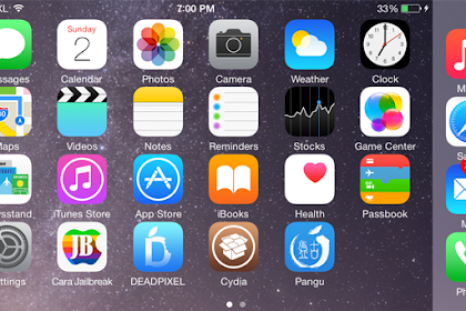 Upgrade & Jailbreak iPhone/iPad/iPod Touch ke iOS 8.1 Sekarang!