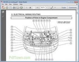 [DIAGRAM_0HG]  Famous Car Manual: Toyota Scion xB 2006 Electrical Wiring Diagram Download | Wiring Diagram For A 2006 Scion Xb |  | Famous Car Manual - blogger