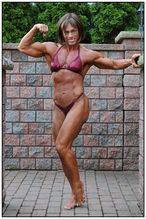 Kate Baird Female Muscle Bodybuilding Blog WPWMAX