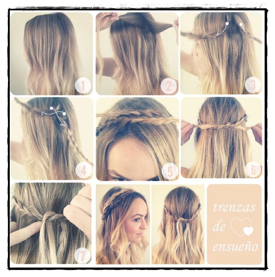 moda y estilo : Peinados para el verano 2013, ¡lúcete!