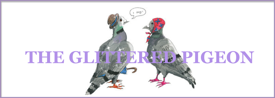 The Glittered Pigeon