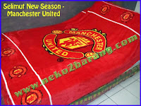 Selimut New Season - MU (Manchester United)
