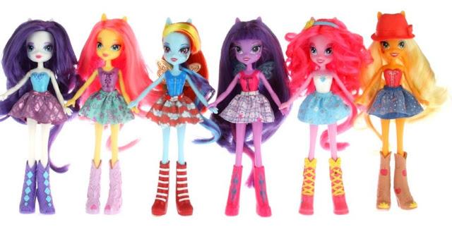 ¿Qué piensas de Equestria Girls? 1