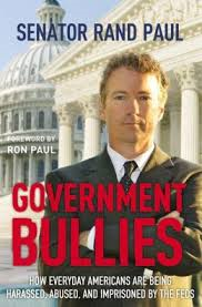 Government Bullies Rand Paul