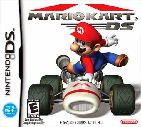 Mario Kart DS (Español) (Nintendo DS)