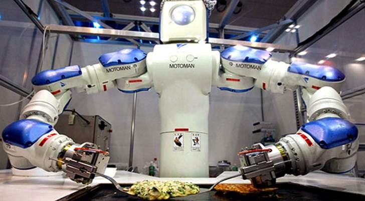Robot Masa Depan