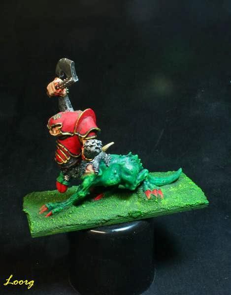 Vista izquierda del Ogro Dragón 3