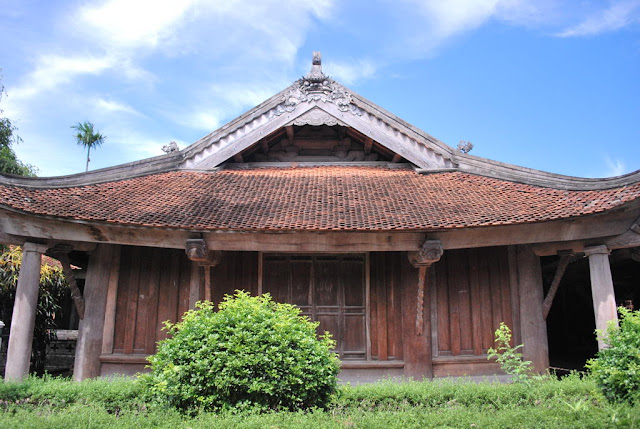 Keo Pagode, Thai Binh - Photo An Bui
