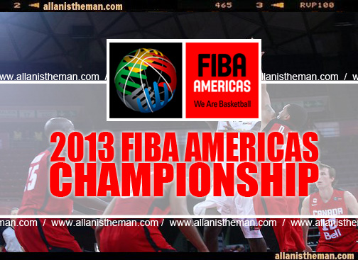 2013 FIBA Americas Championship: Day 5 Highlights Video