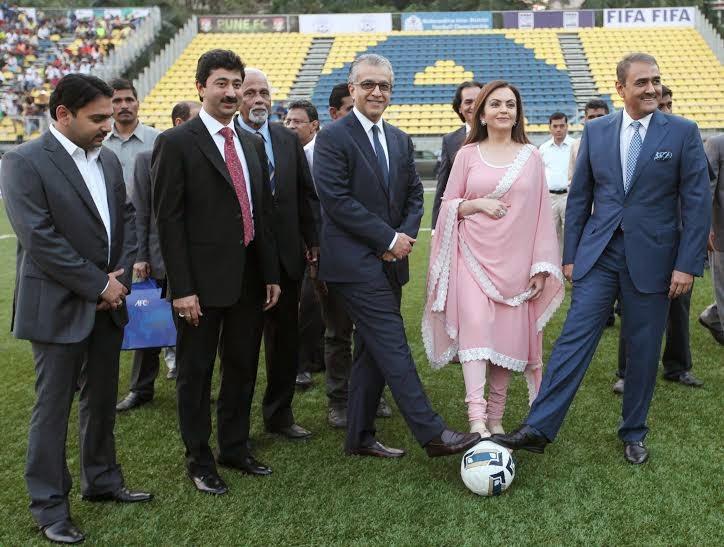 AFC President inaugurates Cooperage