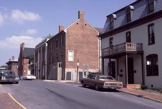 The Stonewall Jackson house