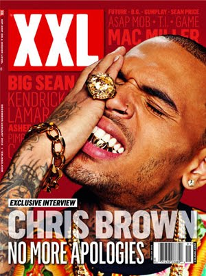 Chris Brown Has No Apologies: Covers The Latest XXL Cover ( Click To Read More)