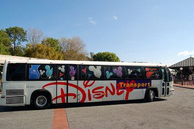Como es Disney World