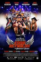 Eddie Reynolds y los Angeles de Acero (2014) online y gratis