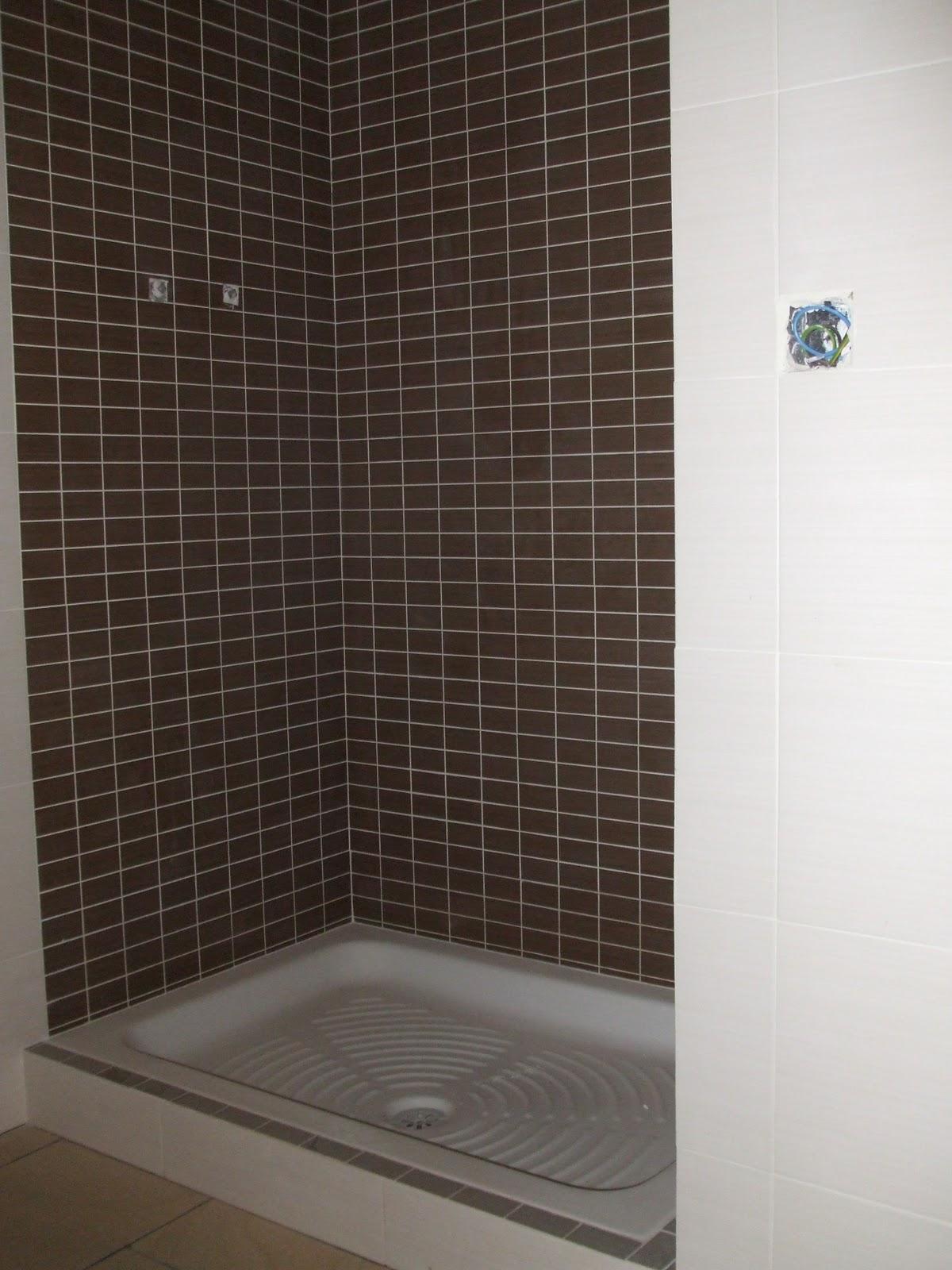 Azulejos Baño Blanco Mate:AZULEJOS, ALICATADOS Y ALICATADORES: ALICATADO EN VIVIENDA PARTICULAR
