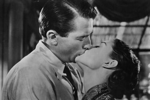 Gregory Peck Audrey+Hepburn