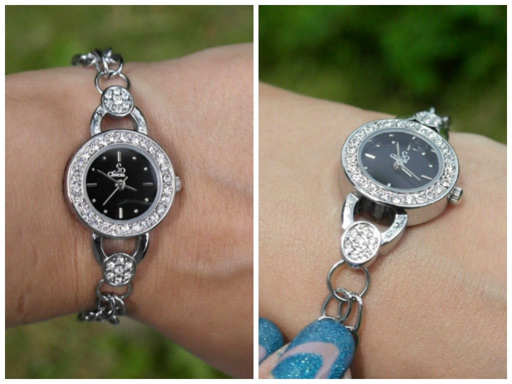 montre bracelet so charm swarovski