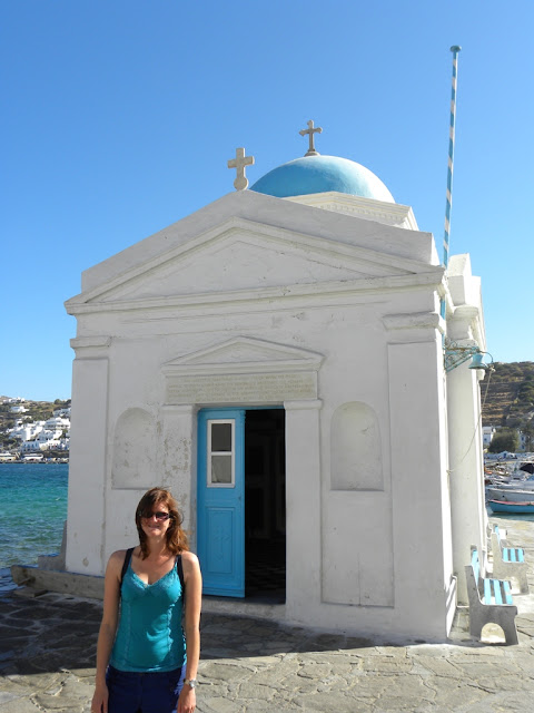Churches Mykonos