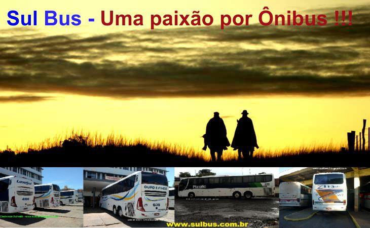 Sul Bus, Uma paixão por ônibus!!!