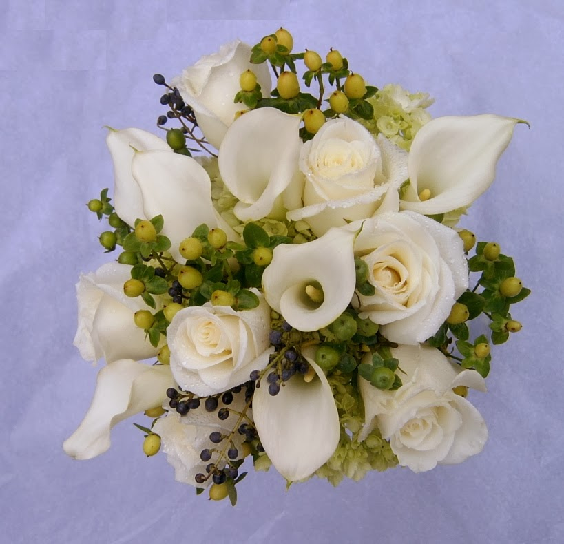 Wedding Flowers Roses And Lilies : Wedding flowers lilies flower hd wallpapers images