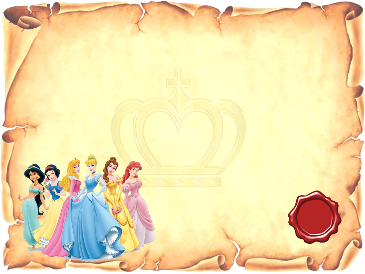 disney princess printable invitations or photo frames is disney princess printable invitation cards or photo frames