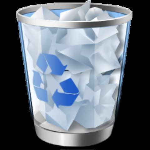 would you like to add the �recycle bin� icon to my
