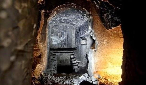 Arqueólogos descobriram mítica tumba de Osíris