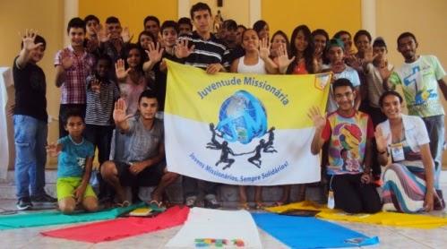 Em Juazeiro do Norte (CE), Juventude Missionária intensifica formação