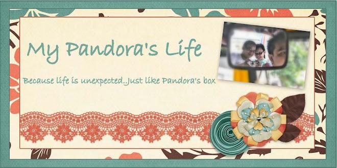 my pandora's life