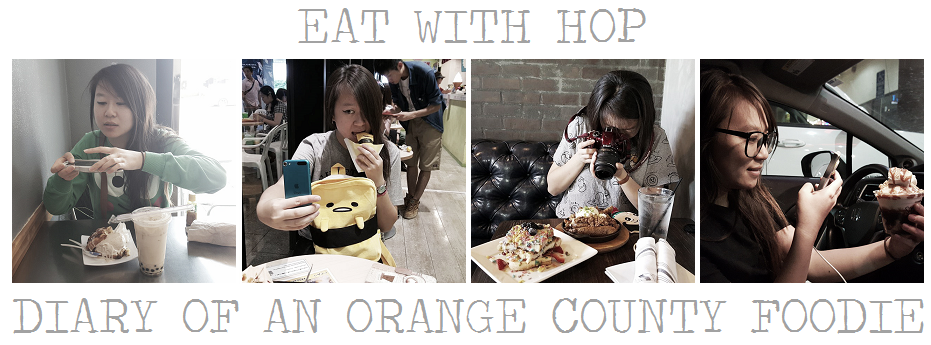 EAT WITH HOP!