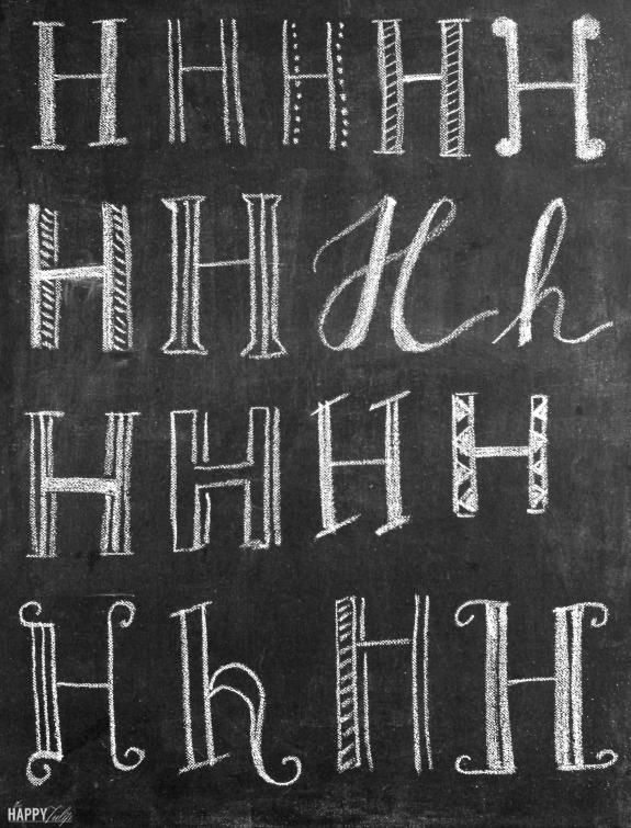 Chalk+lettering+%e2%80%94+tips,+ideas,+and+techniques+tutorial+%e2%94%82+thehappytulip