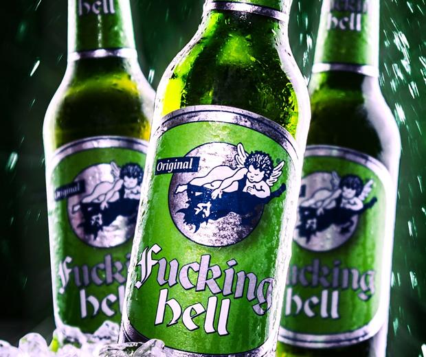 Fucking Hell Beer