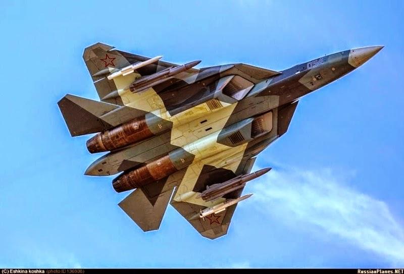Uji Coba Roket Canggih Pesawat Tempur T-50 Masuki Tahap Akhir