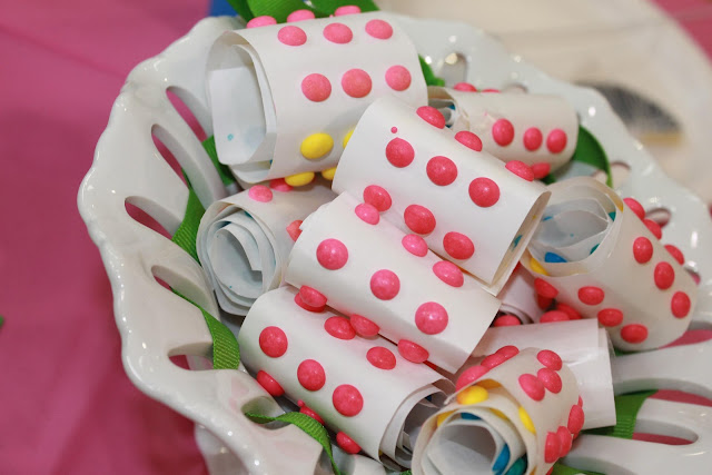 candy buttons lilly pulitzer pool party
