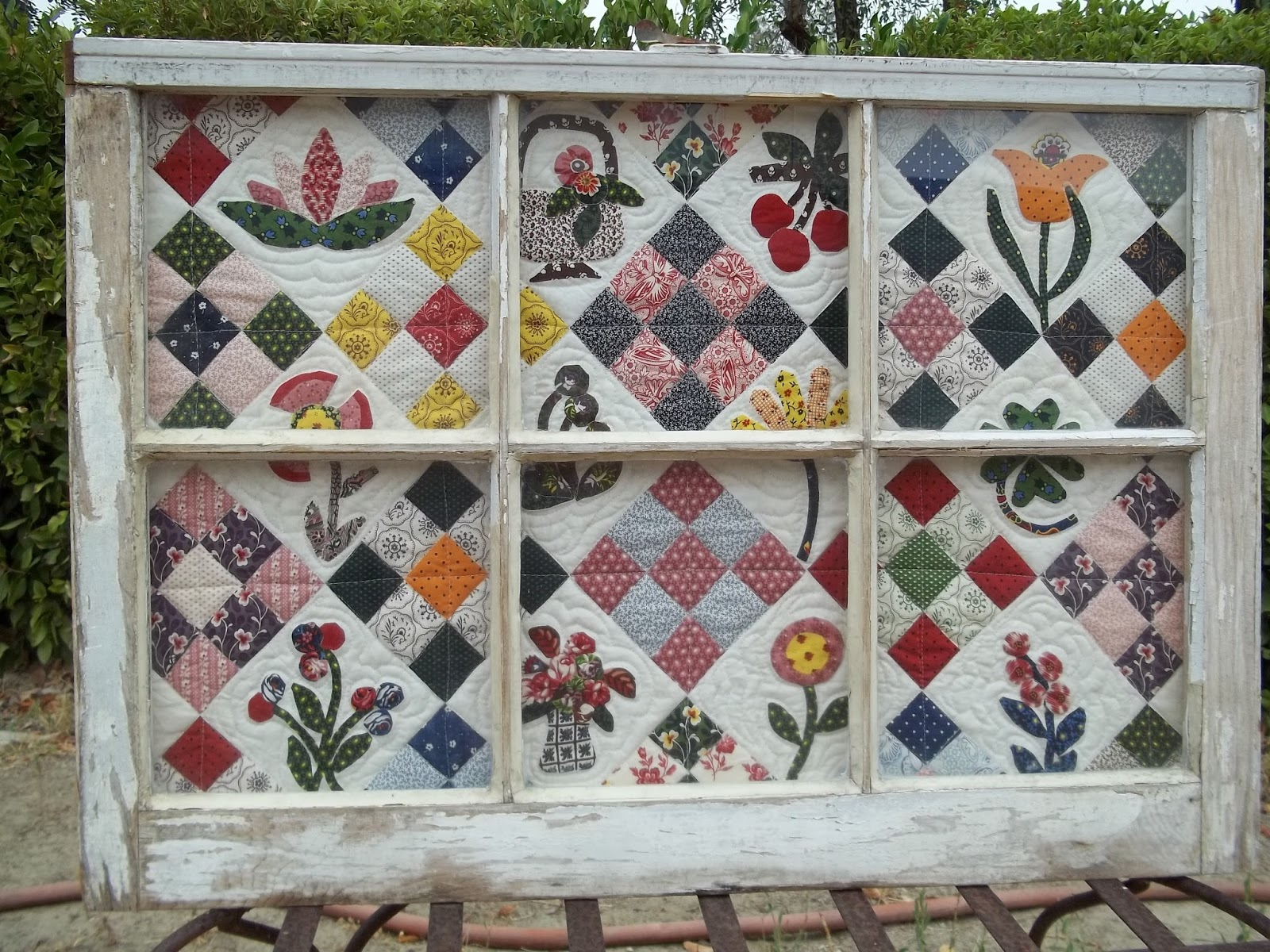 Simply Put Plus: Window Quilts