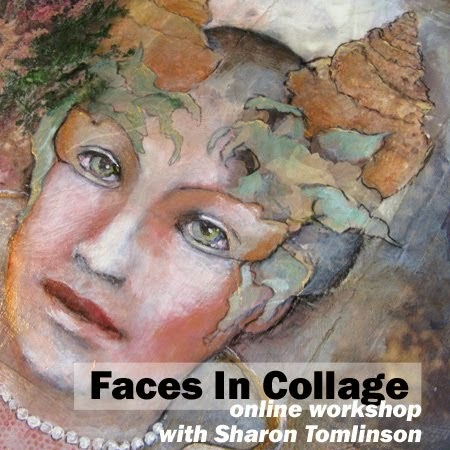 Faces in Collage Now $32.00