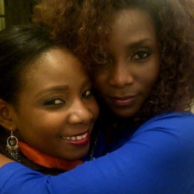 genevieve nnaji daughter photos
