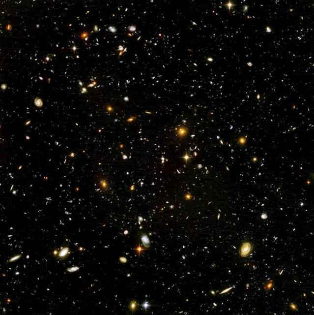 The Size Of Space As Depicted Here Is Truly Mind-Blowing