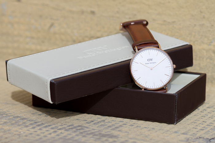Accesorios Blog de Moda Valencia Reloj estilo Retro Daniel Wellington withorwithoutshoes