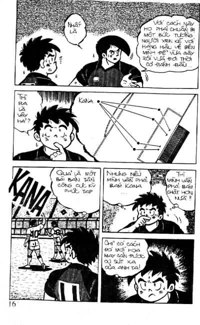 Jindodinho - Đường Dẫn Đến Khung Thành III  Tập 24 page 16 Congtruyen24h