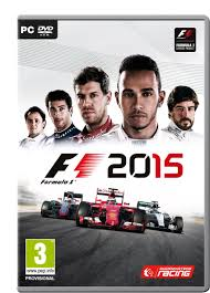 Download Game F1 2015  Repack Version For PC cover