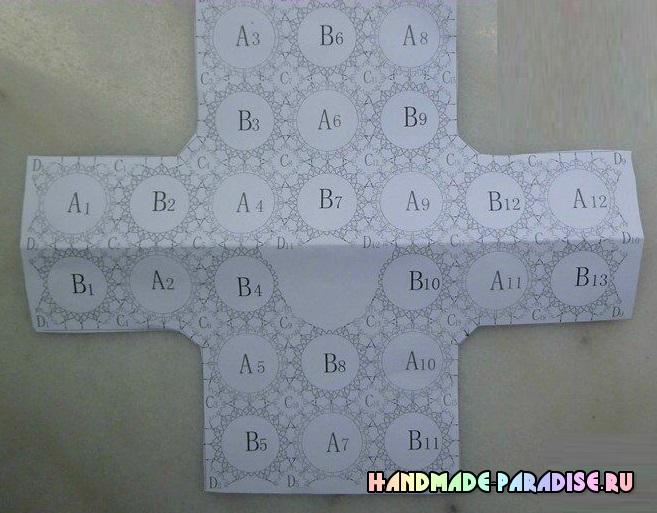 Схемы вязания летней блузы крючком