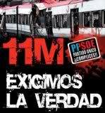 11M EXIGIMOS LA VERDAD