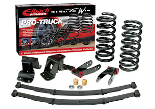 Silverado Lowering Kit