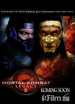Chiến Binh Rồng Đen 2 - Mortal Kombat: Legacy II